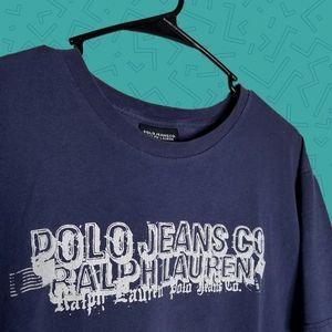Vintage Polo Jeans Ralph Lauren shirt